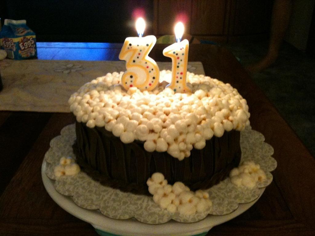 31st Birthday Cake Images Happy
