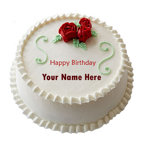 Happy Birthday Cake Write Name Images