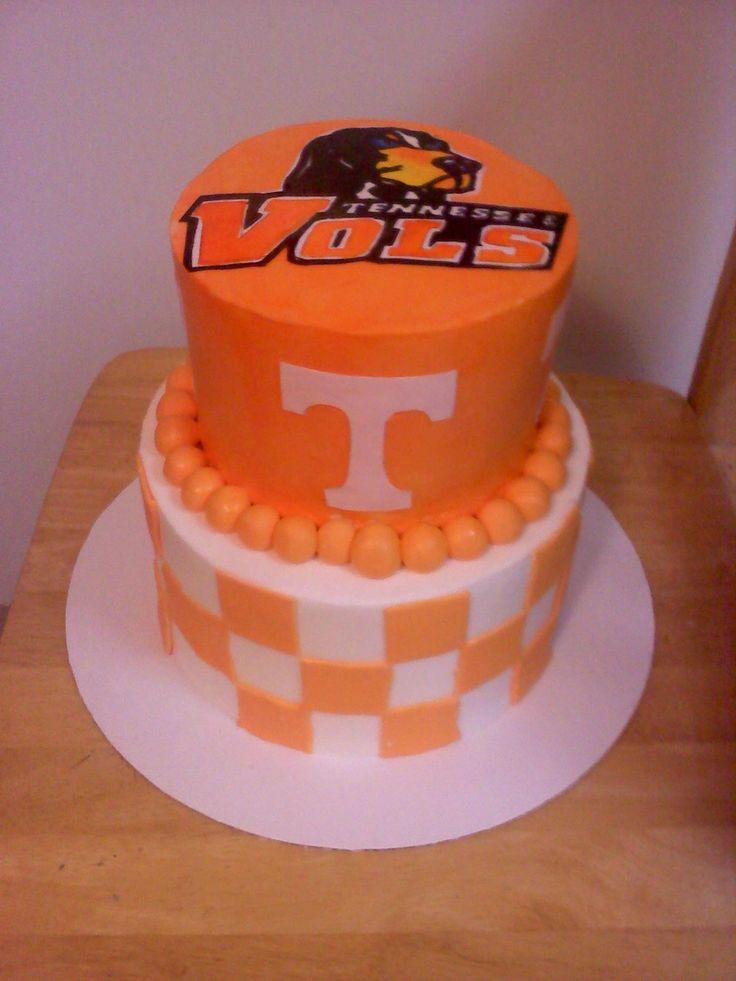 Tennessee Birthday Cakes