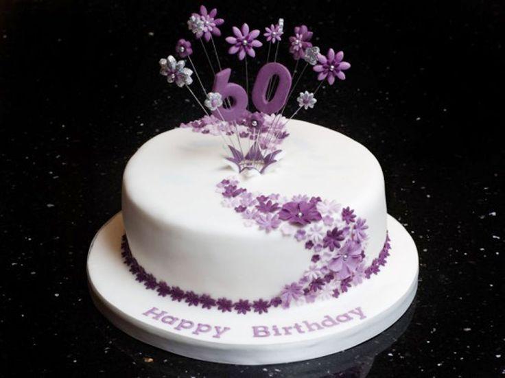 Sixty Birthday Cakes