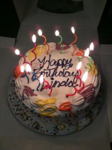 Linda Birthday Cakes