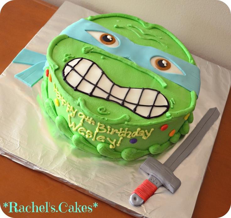 Leonardo Birthday Cakes