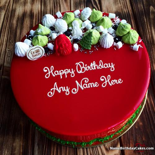 Wishes Birthday Cakes
