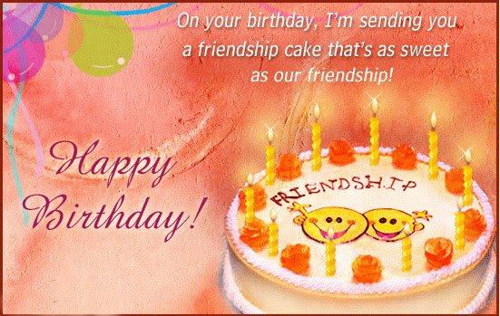 Birthday SMS In Hindi Marathi English For Friend