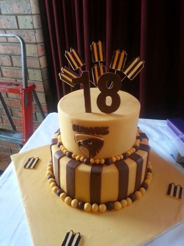 Hawthorn Birthday Cakes