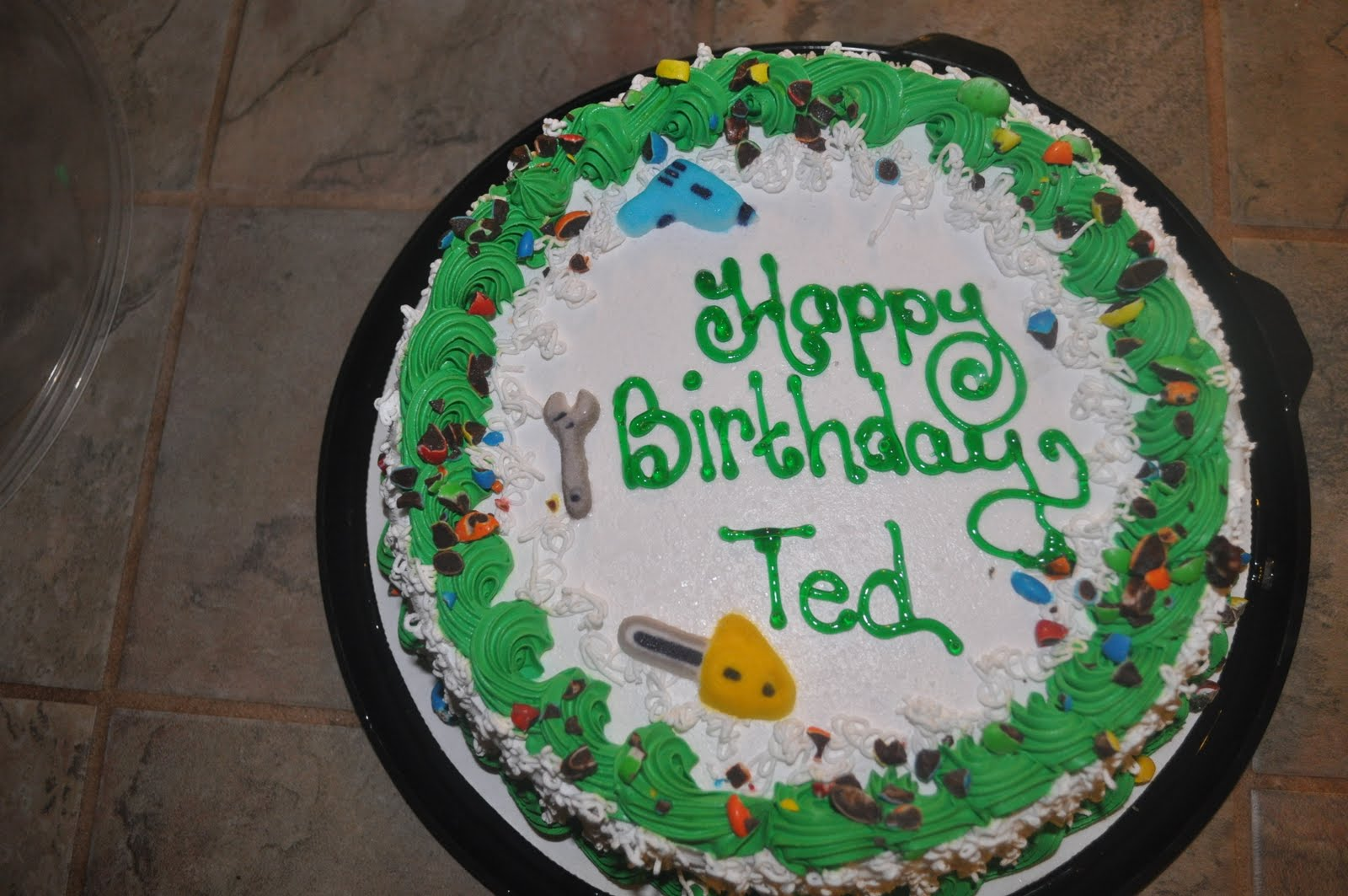 Ted Birthday Cakes