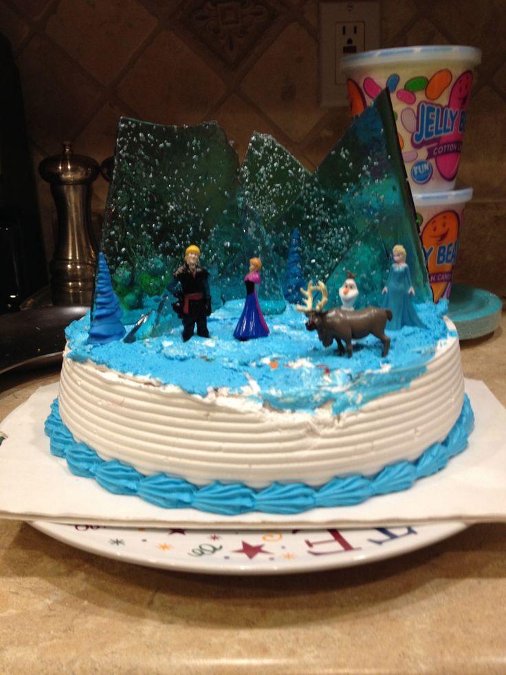 Carvel Birthday Cakes