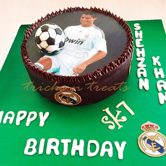 Messi Birthday Cakes