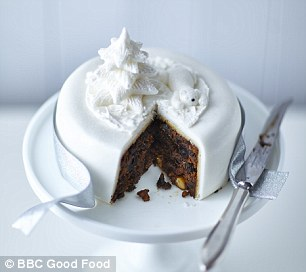 Which Supermarket Sells Best Christmas Cake