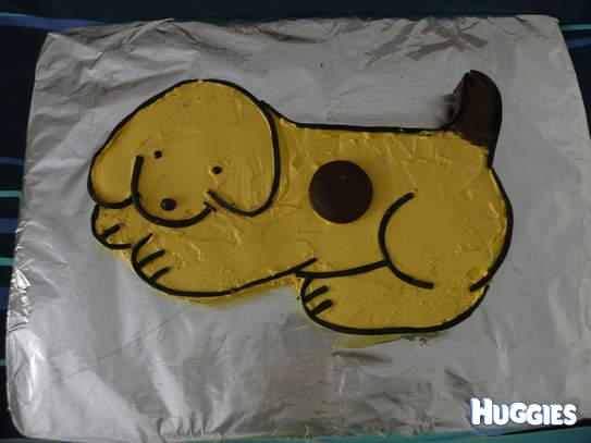 Dog cake pan   ebay.