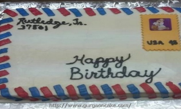 Mail Birthday Cakes