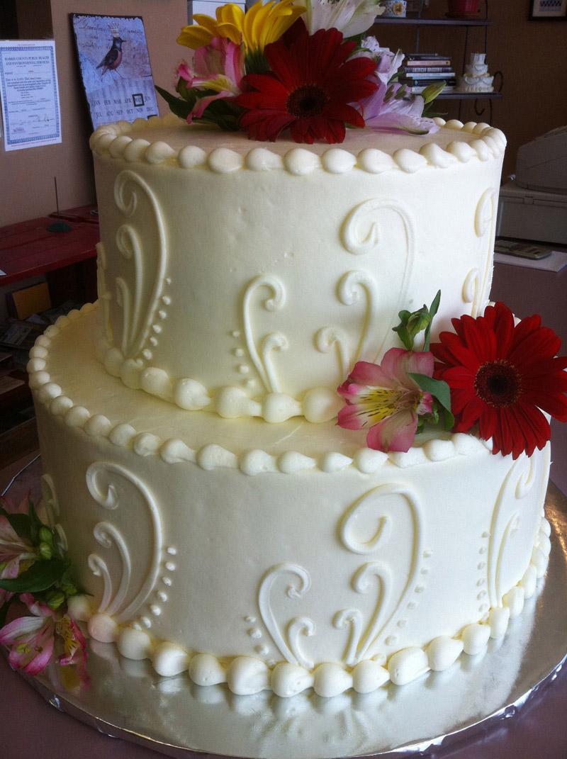 Heb Wedding Cakes
