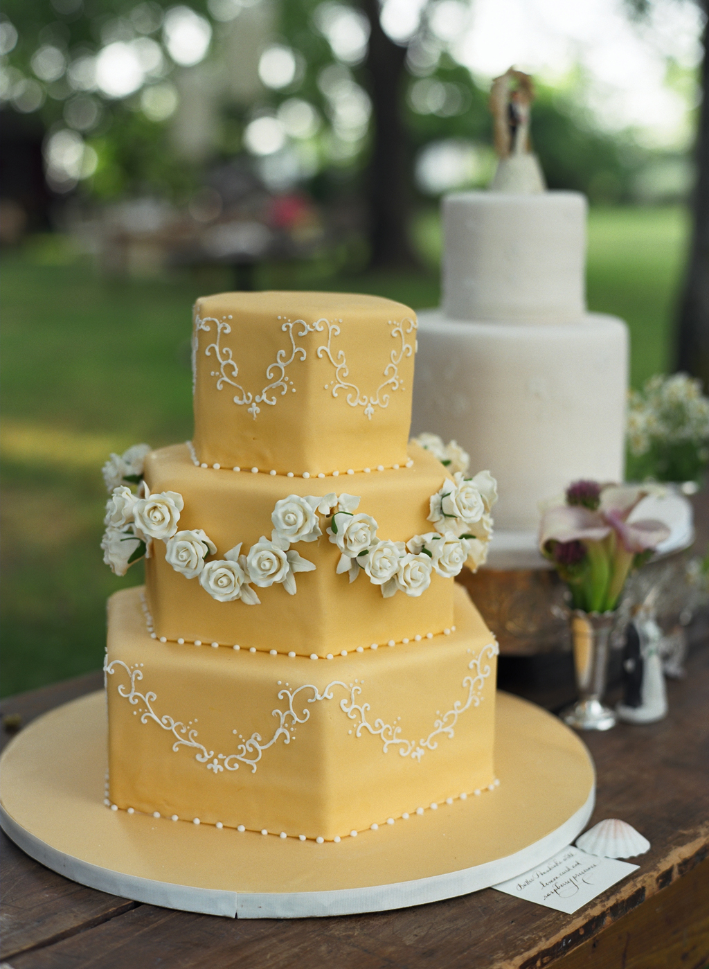 Paul Wedding Cakes