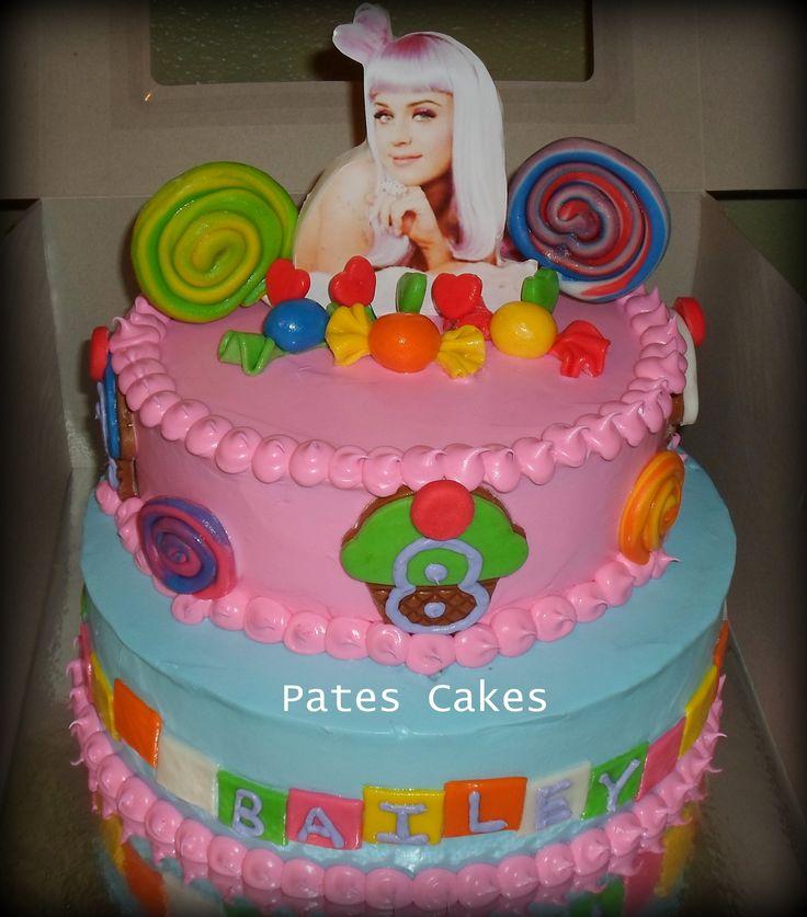 Perry Birthday Cakes