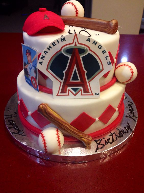 Angels Birthday Cakes