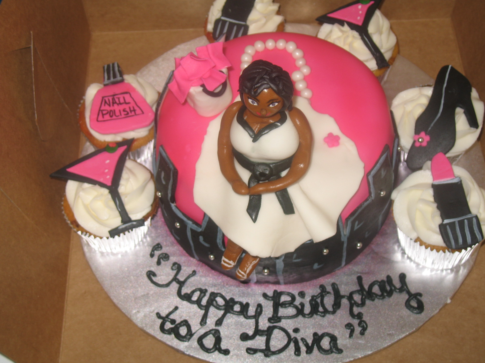 Diva Birthday Cakes