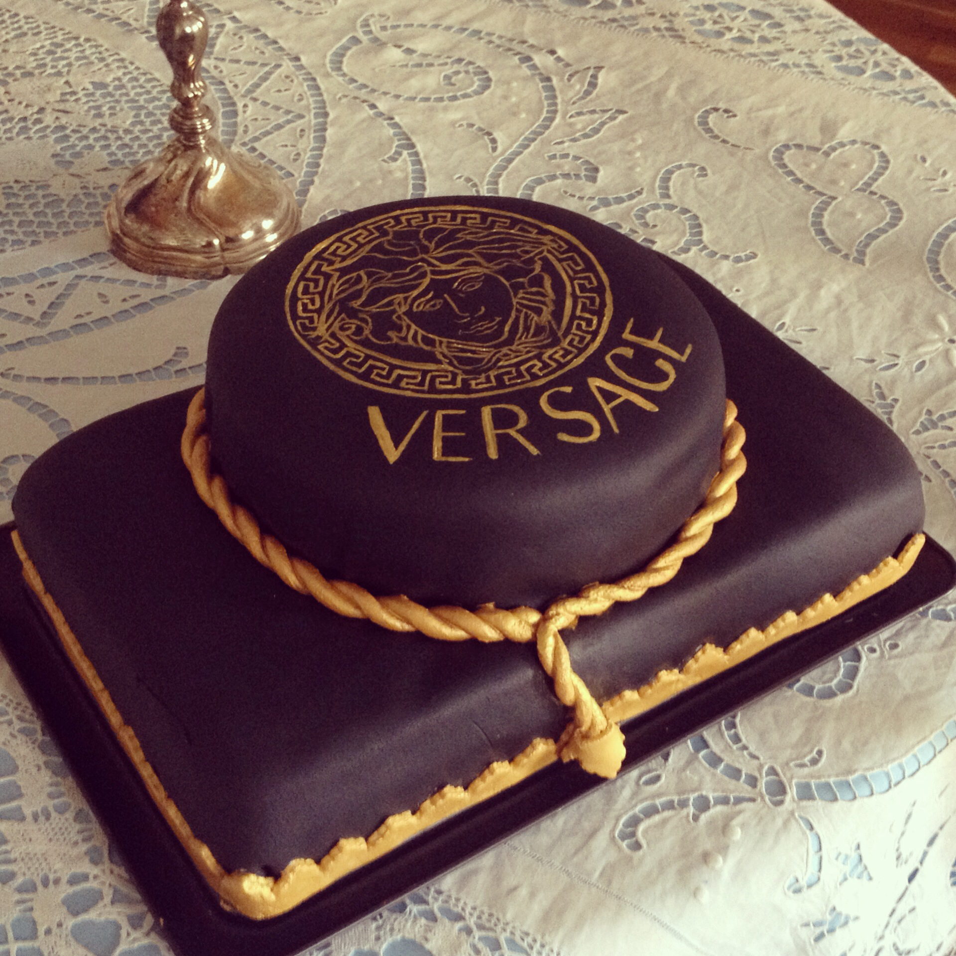 Versace Birthday Cakes