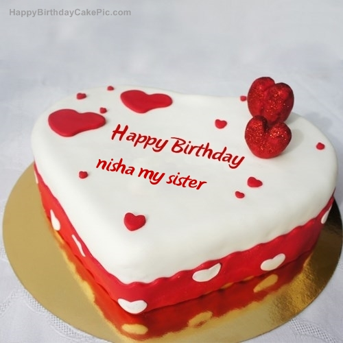 Nisha Birthday Cakes