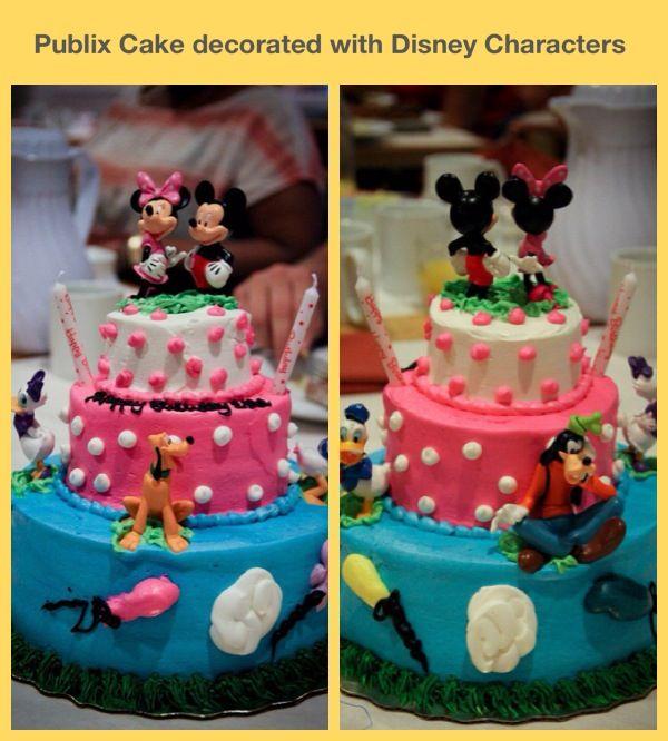 86 Publix 3 Tier Birthday Cakes