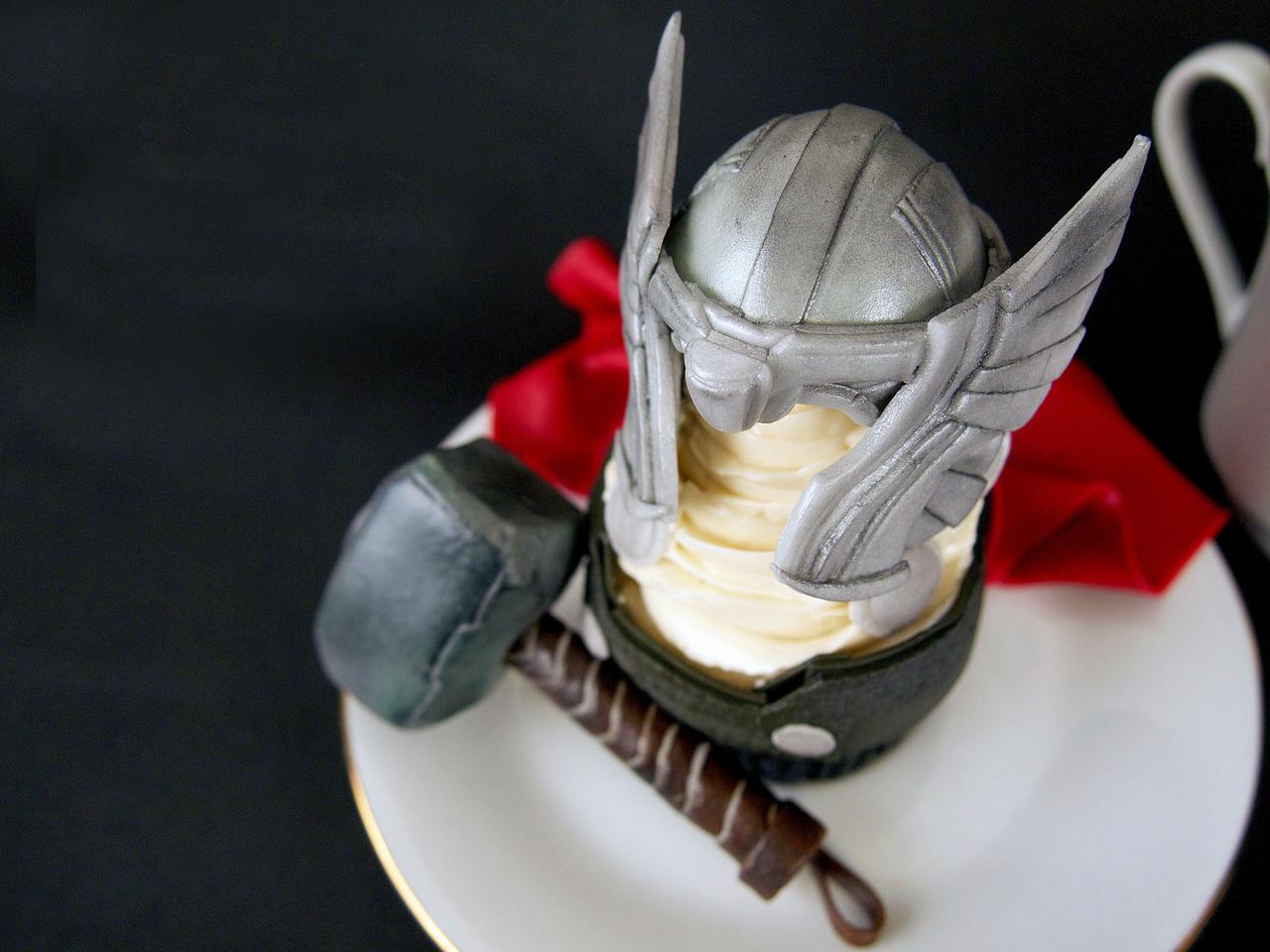Thor Birthday Cakes
