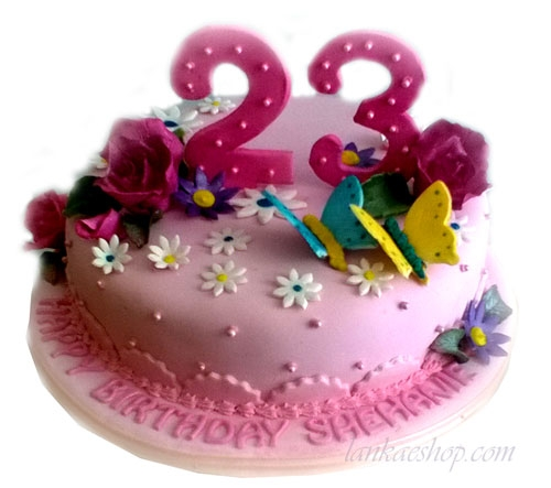 23 Gifts For My Boyfriend S 23rd Birthday: 23Rd Birthday Cakes