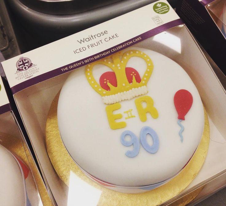 Waitrose Birthday Cakes