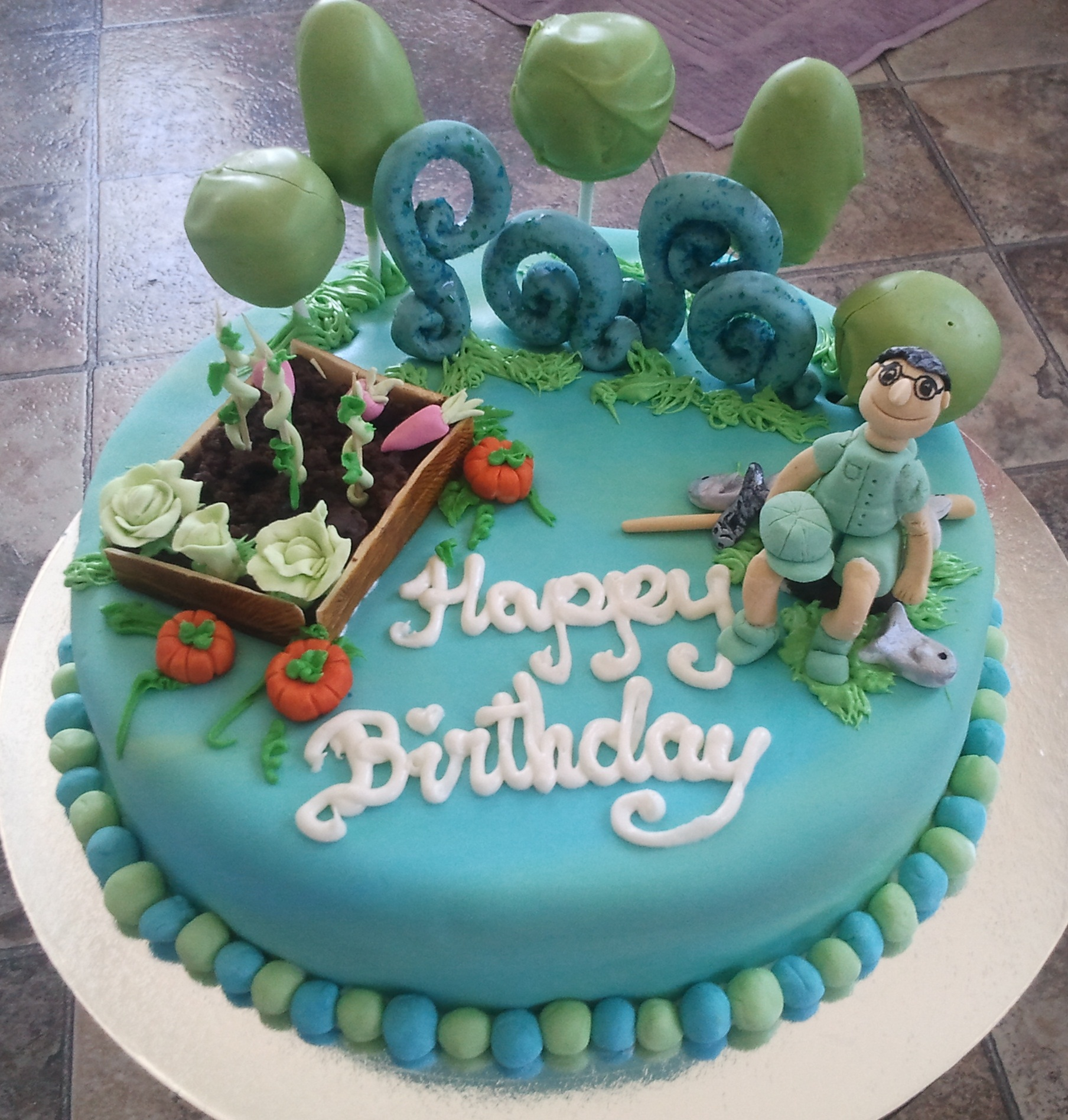 85 Birthday Cake Special Order