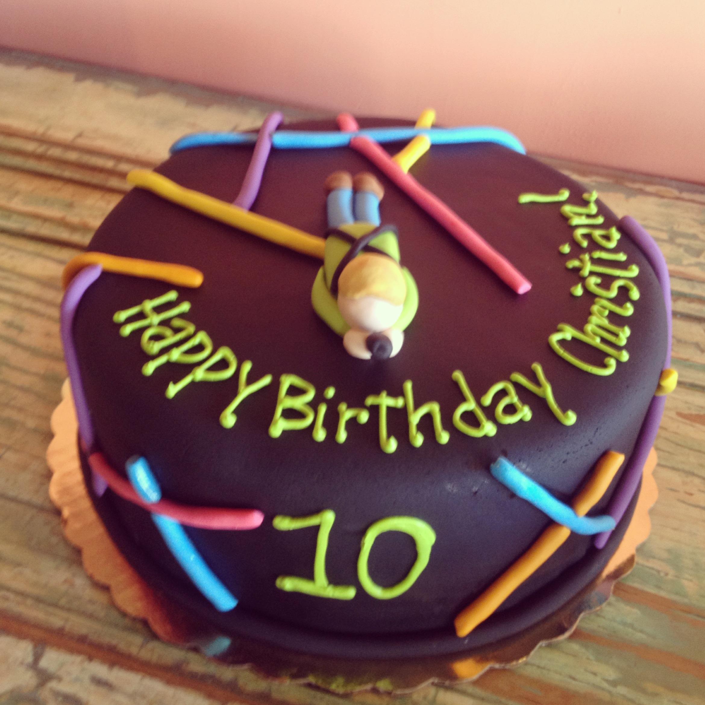 Laser Birthday Cakes