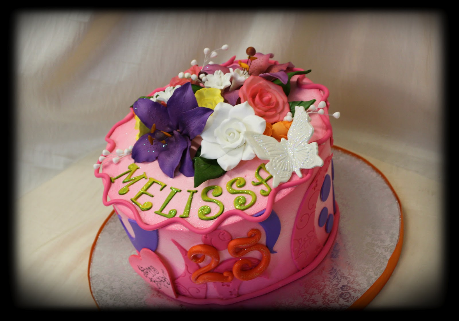 Melissa Birthday Cakes