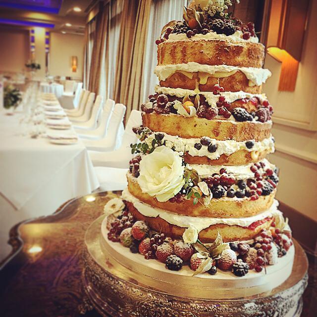 French Wedding Cake.French Wedding Cakes