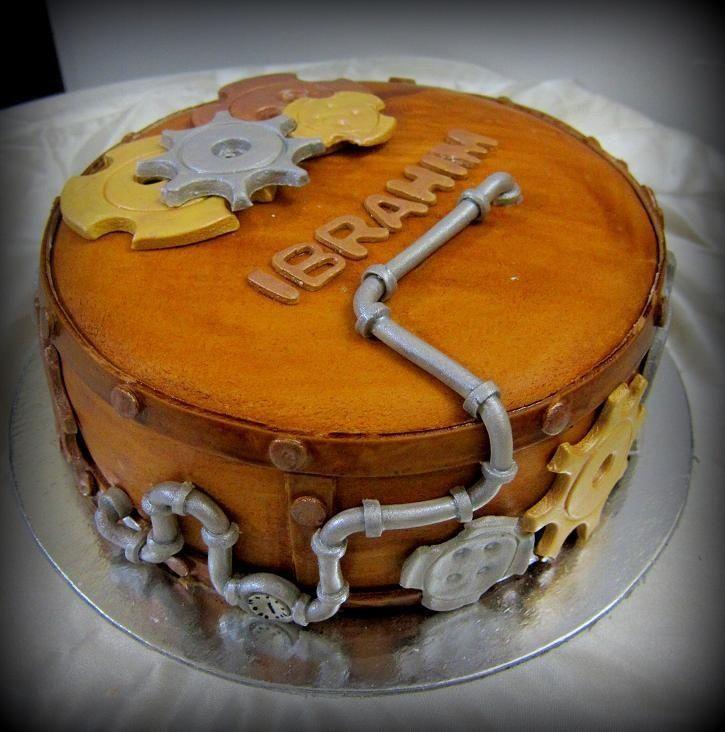 Engineer Birthday Cakes