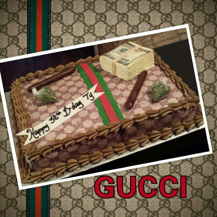 Money Birthday Cakes