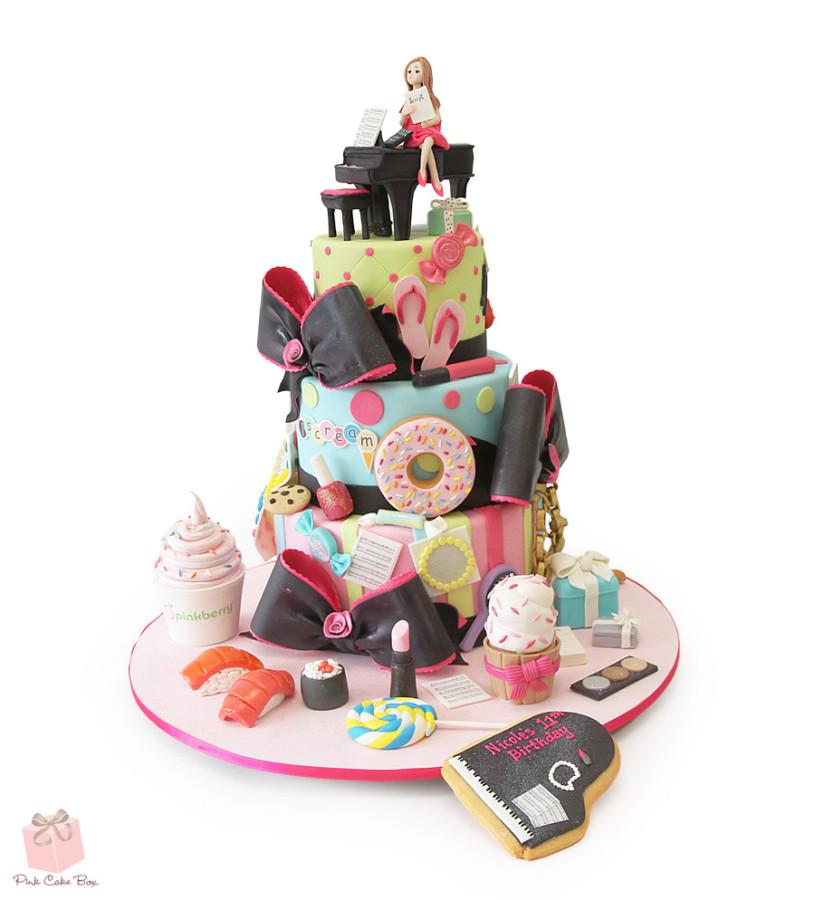 Favorite Birthday Cakes