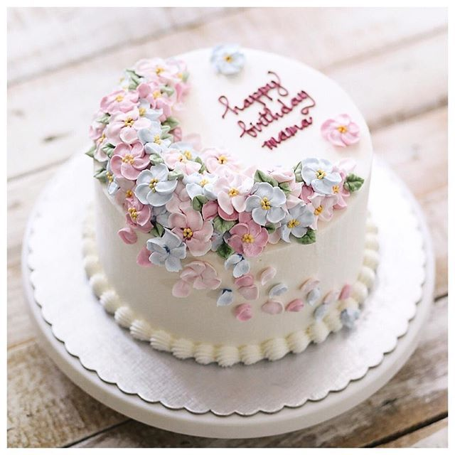 Basic Birthday Cakes
