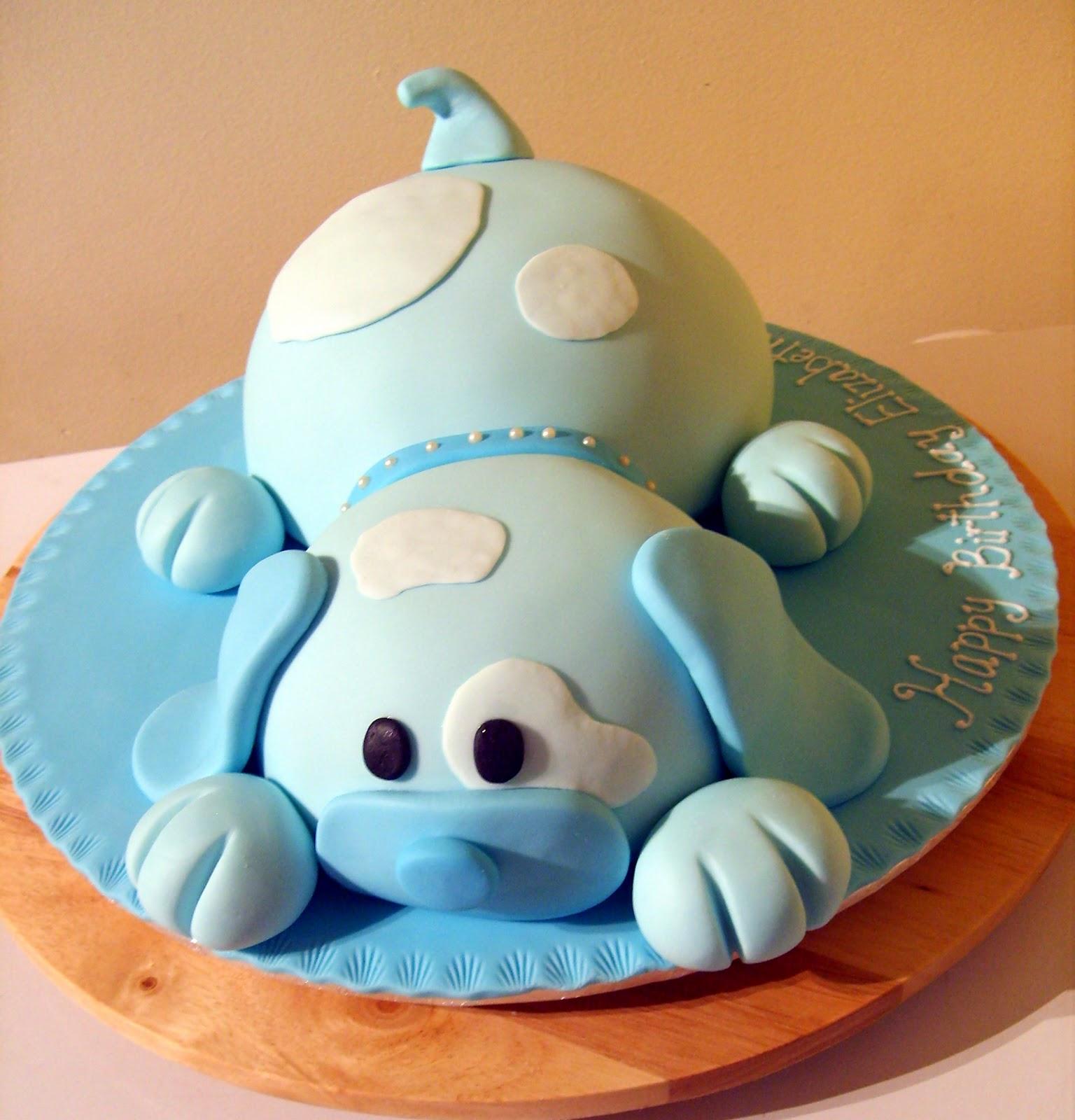 Dogs Birthday Cakes