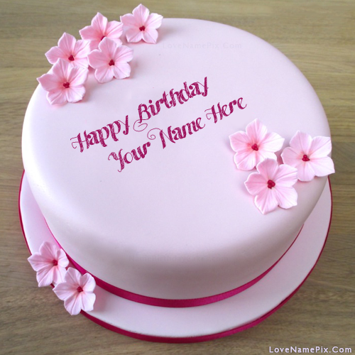 Birthday Cake Images With Name For Facebook Cakes