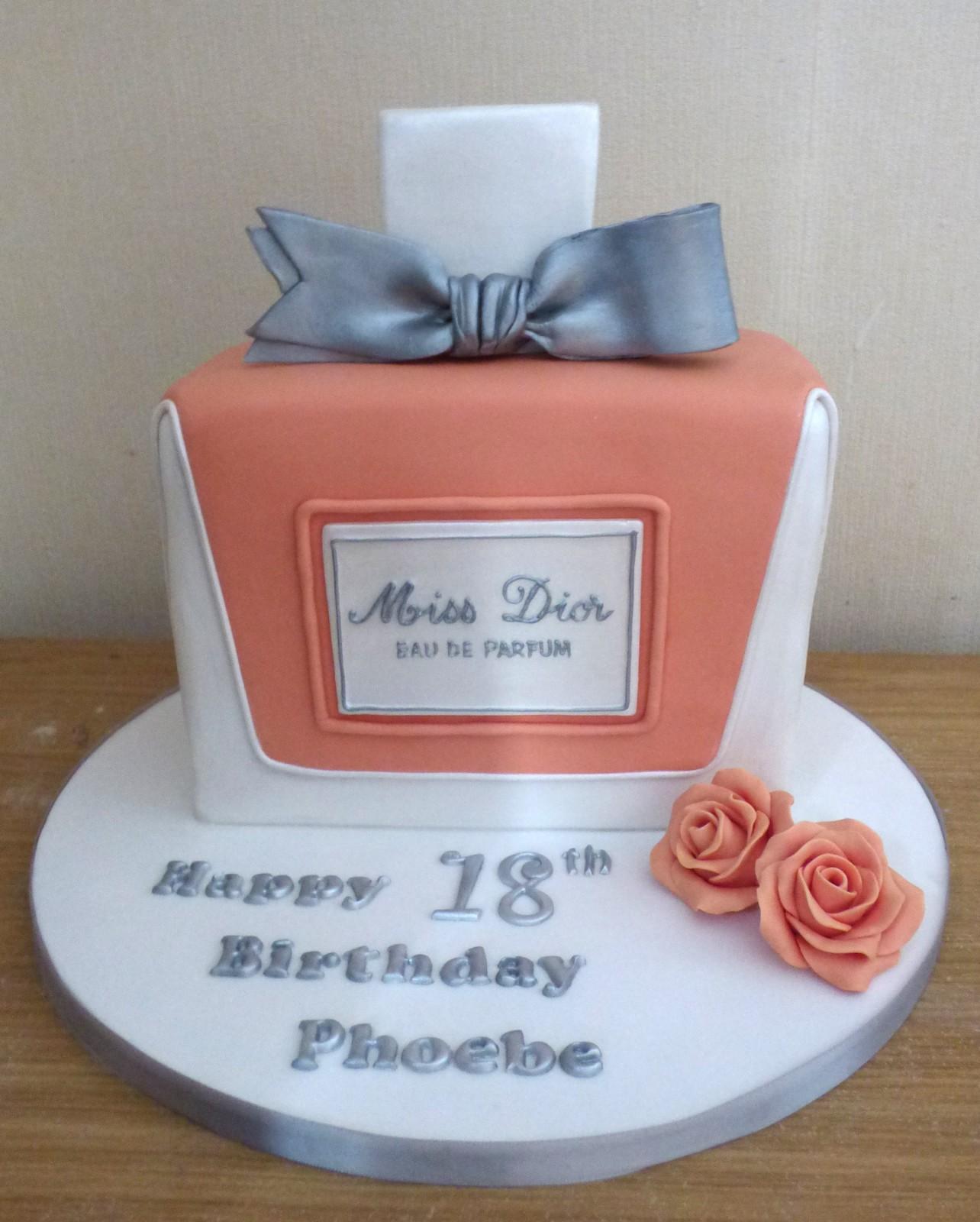 Dior Birthday Cakes