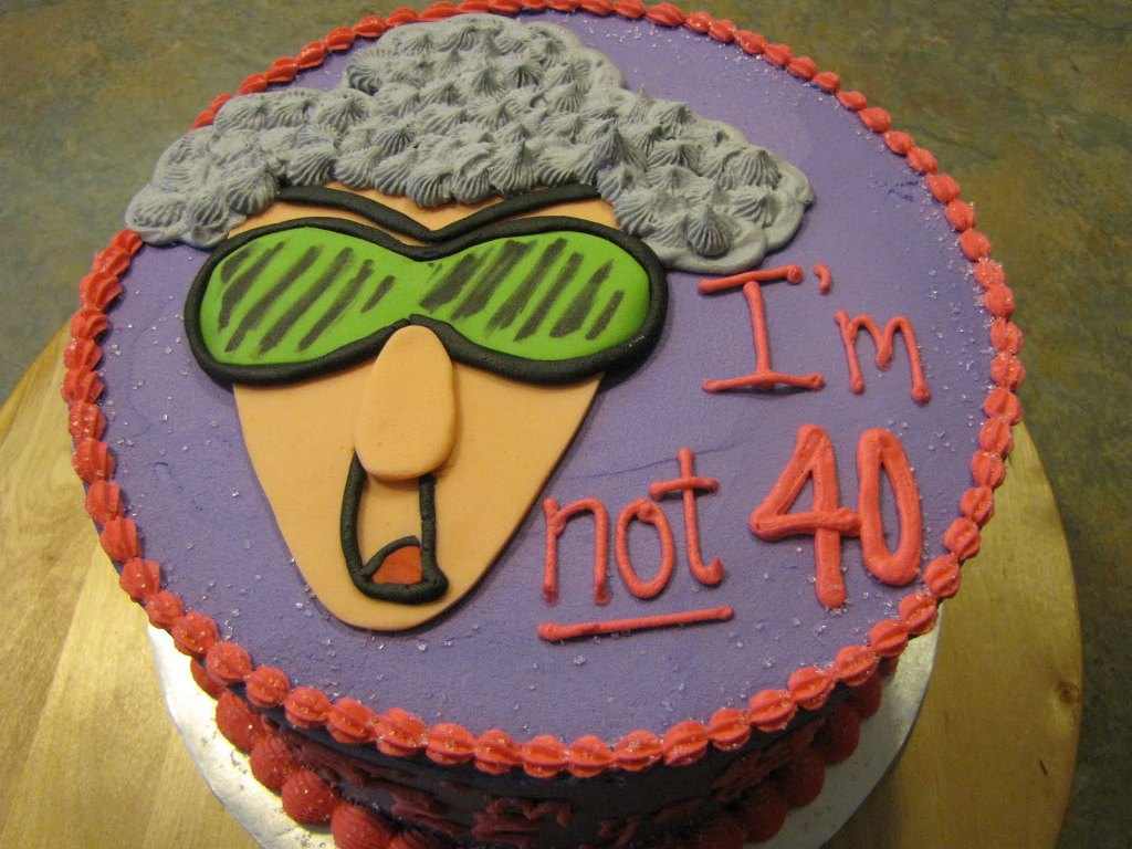 Funny Birthday Cakes
