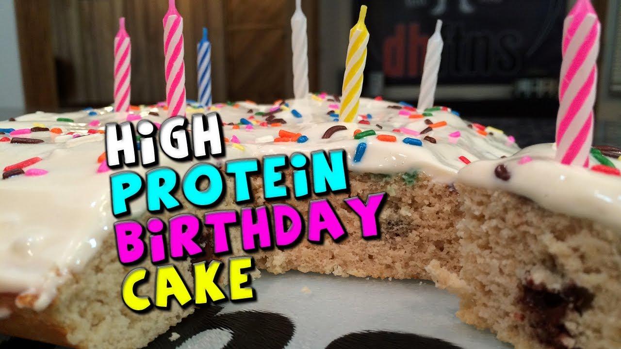 Cellucor Birthday Cakes