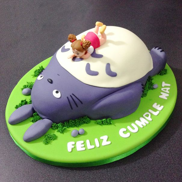 Kawaii Birthday Cakes