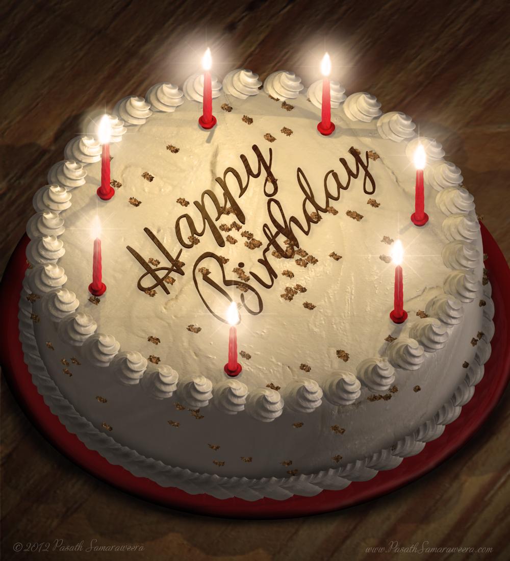 Tasty Birthday Cakes