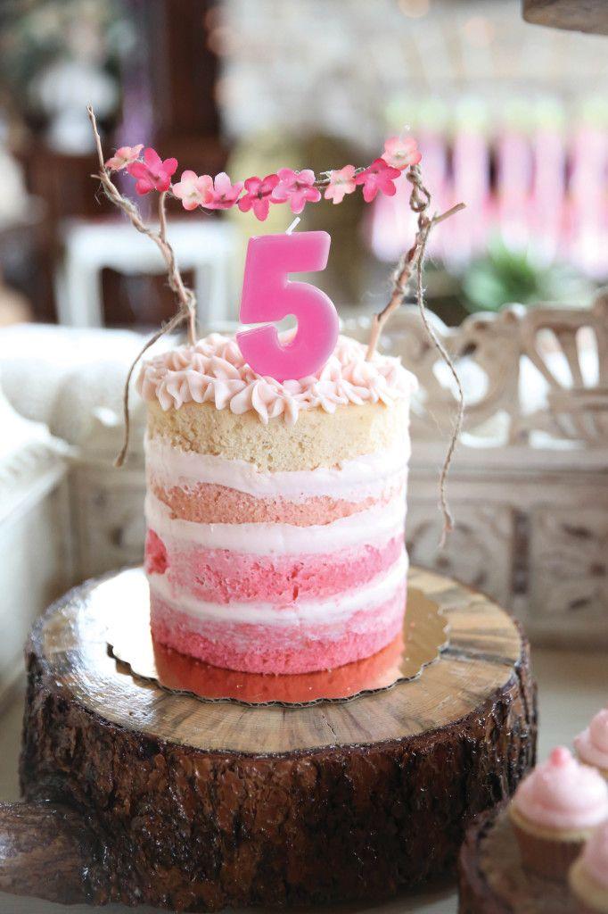 Birthday naked girls cake