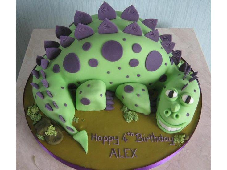 Pterodactyl Birthday Cakes