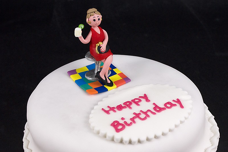 Personalize Birthday Cakes