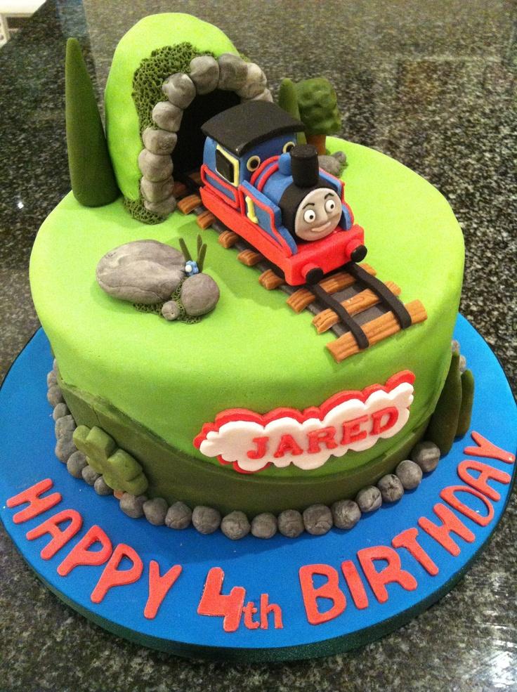 Thomas Birthday Cakes