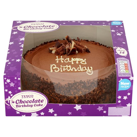 Tescos Birthday Cakes