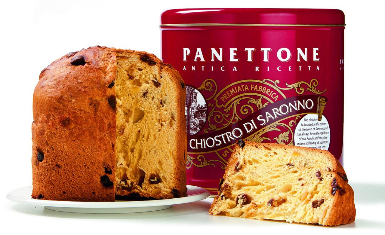 Italian Christmas Cake.Italian Christmas Cakes