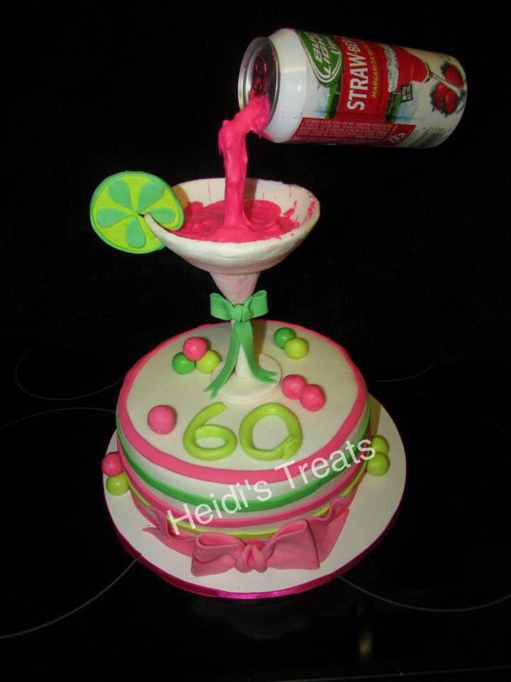 Margarita Birthday Cakes