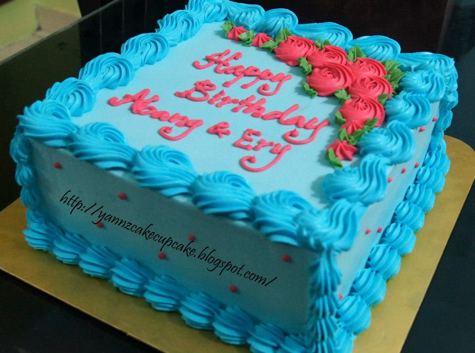 Decorate Birthday Cakes