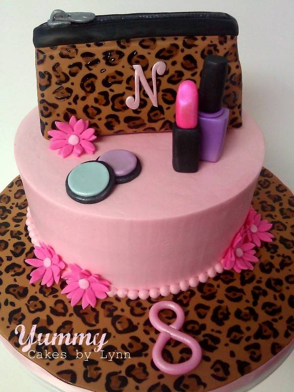 Birthday Cakes For Girls Picture